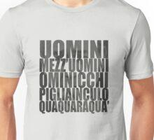 Italian culture Unisex T-Shirt