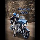 Born to Ride by Debbie Stobbart