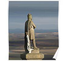 Robert the Bruce  (King of Scotland) Poster