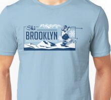 SKI BROOKLYN Unisex T-Shirt