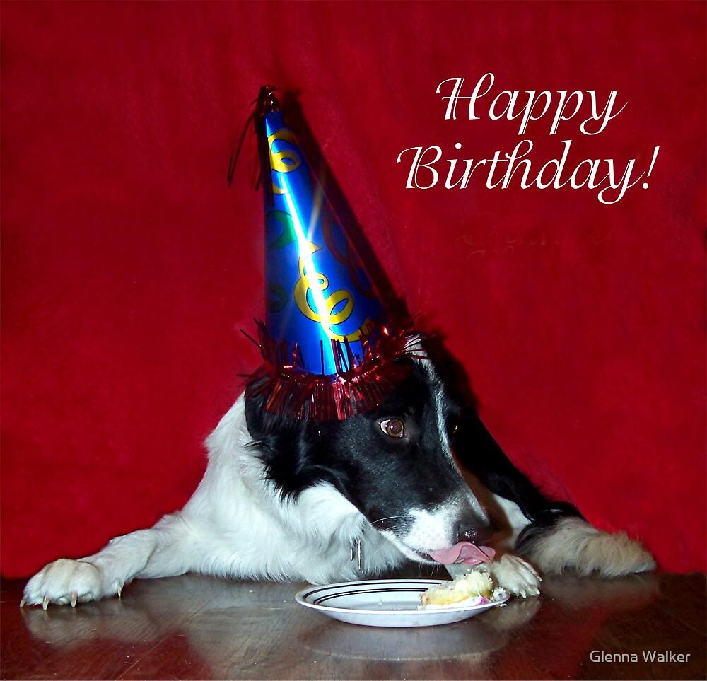Happy 1st Birthday Champ! by Glenna Walker