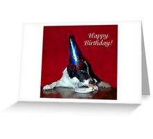 Happy 1st Birthday Champ! Greeting Card