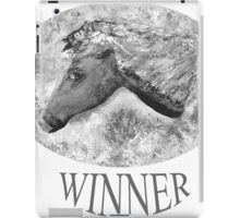 Winner 4 iPad Case/Skin
