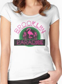 BROOKLYN PARADISE Women's Fitted Scoop T-Shirt