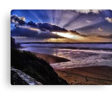 Watergate Bay Canvas Print