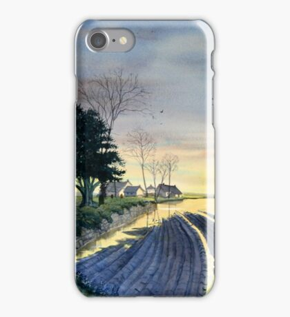 """At Eventide"" iPhone Case/Skin"