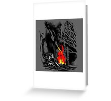 Fate of the undead Greeting Card