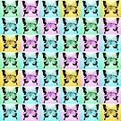 nursery butterflies by cathyjacobs