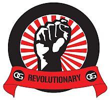 OG Fist Revolutionary Photographic Print