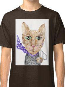 Matrix cat Classic T-Shirt