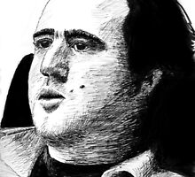 Andy Kaufman by ronend
