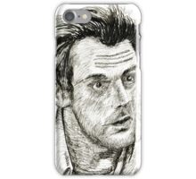 Reverend Jim iPhone Case/Skin