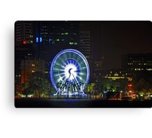 Wheel Of Perth  Canvas Print