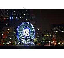 Wheel Of Perth  Photographic Print