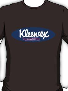 Kleensex travelers... T-Shirt