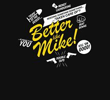 Better like Mike V02 Bumble version Men's Baseball ¾ T-Shirt