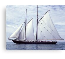 Bluenose 2 Canvas Print