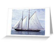 Bluenose 2 Greeting Card