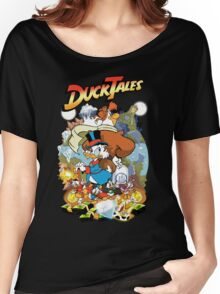 DuckTales Women's Relaxed Fit T-Shirt
