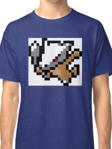 Pokemon 8-Bit Pixel Marowak 105 Classic T-Shirt