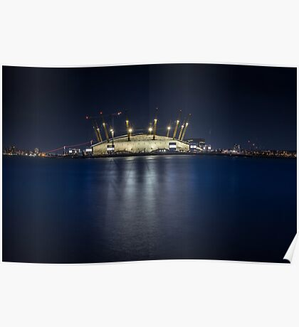 Coronation - London Lights Poster