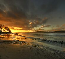 Arnside Sunset by Steve  Liptrot