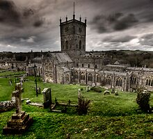 St Davids Cathedral by Mark Guest
