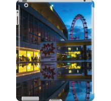 Oscillation - London Lights iPad Case/Skin
