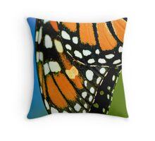 Monarch Detail Throw Pillow