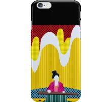 Chinese Woman Pop Art iPhone Case/Skin