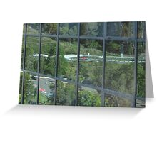 M1 Reflections Greeting Card