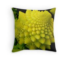 Star Cauliflower Throw Pillow