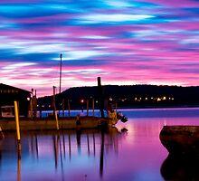 Sheather's wharf by David Geoffrey Gosling (Dave Gosling)