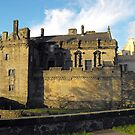 Stirling Castle by James  Ireland
