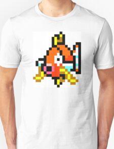 Pokemon 8-Bit Pixel Magikarp 129 T-Shirt