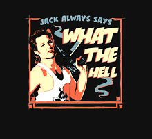 What The Hell Unisex T-Shirt