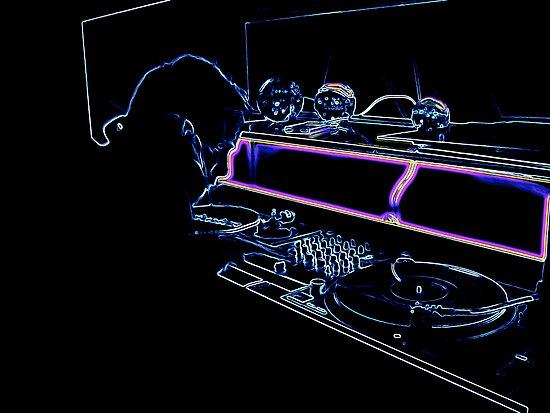 DJ G by stringsforlife