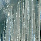 Blue Icicles by Stephen Thomas