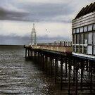 Victoria Pier Colwyn Bay Pier HDR by Dfilmuk Photos