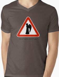 Weeping Angel Mens V-Neck T-Shirt