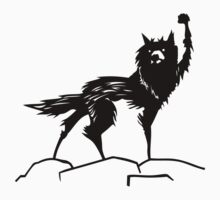 Fantastic Mr Fox Wolf by Seents