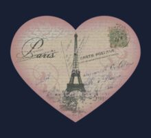 Paris in my heart Kids Clothes