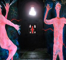 Study For Self as a Twin by John Douglas