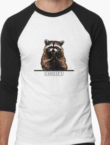 Evil Raccoon Men's Baseball ¾ T-Shirt