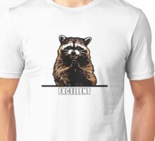 Evil Raccoon Unisex T-Shirt