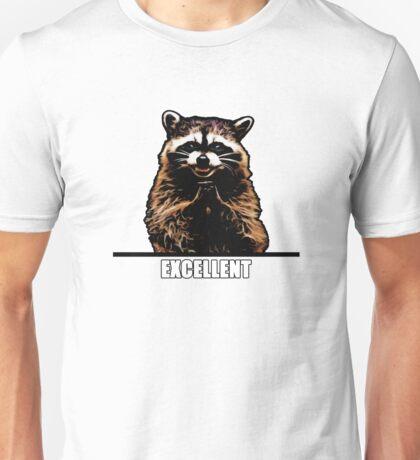 Evil Raccoon Unisex T-Shirt