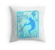 Self Loathing Throw Pillow