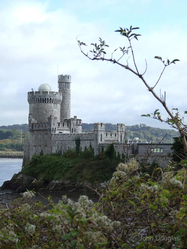 Blackrock Castle, Ireland by John Douglas