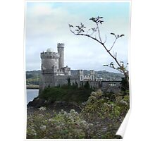 Blackrock Castle, Ireland Poster