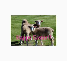 Easter Sheepies(eat more veggies!) Unisex T-Shirt